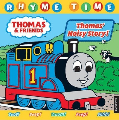 thomas friends rhyme time