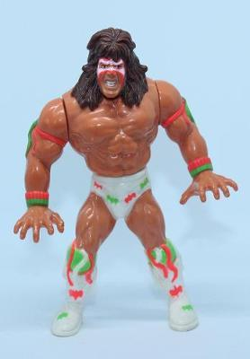 Wrestling Action Figures Of The Early 1990s Kevin Williams 9781445692982