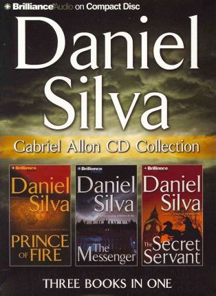 Daniel Silva Gabriel Allon CD Collection Daniel Silva 9781455806065