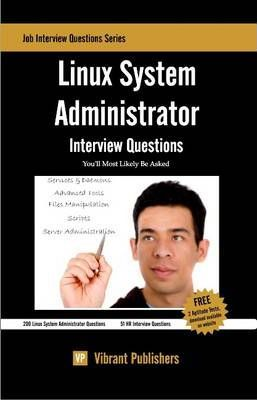 Linux System Administrator Interview Questions Youll Most