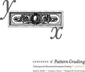Concepts of Pattern Grading : Carolyn L. Moore : 9781563676970