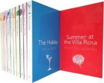 Holiday Read Collection Nicky Pellegrino Summer At The Villa Rosa