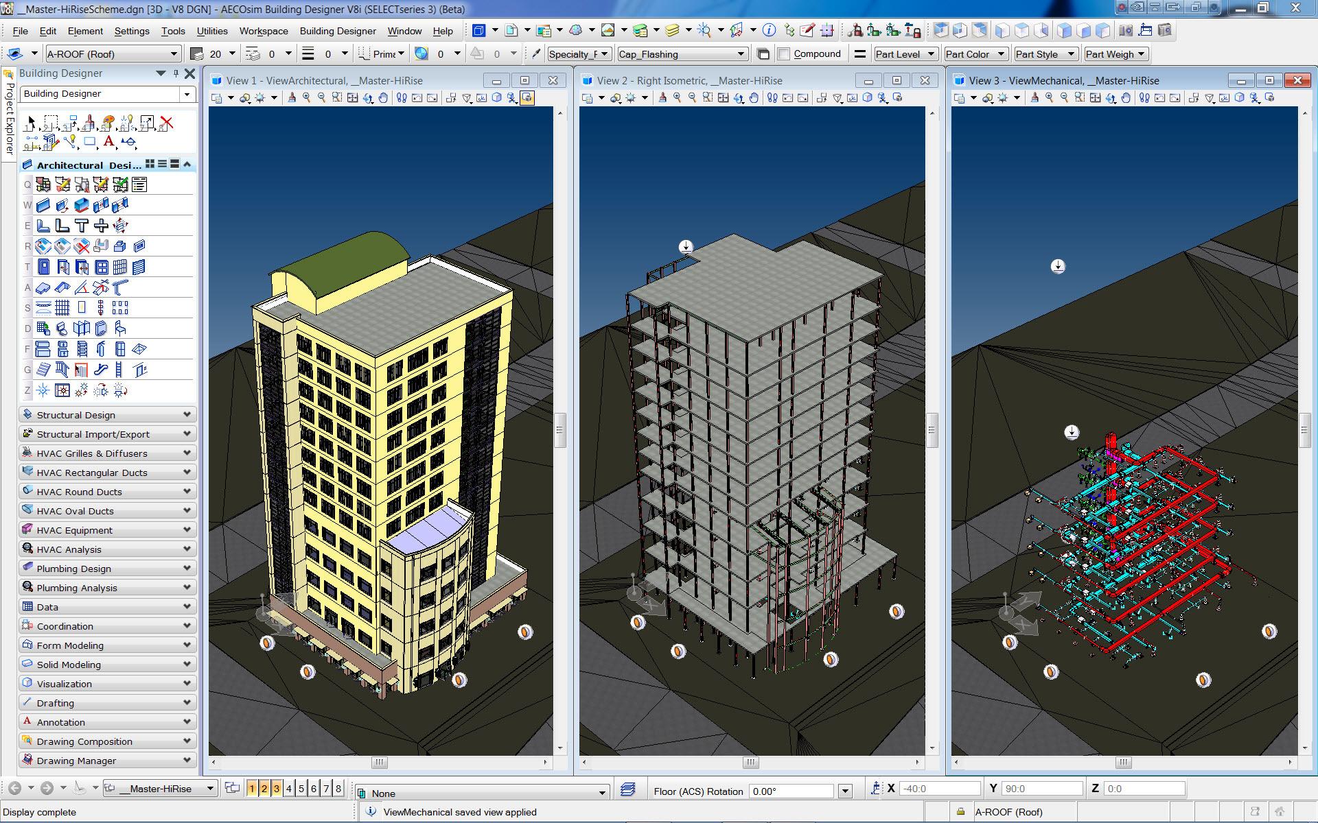AECOsim Building Designer