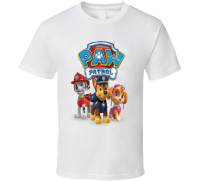 paw Patrol Custom Design T Shirt