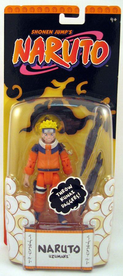 Naruto Action Figures Naruto Uzumaki Sub Standard Pac