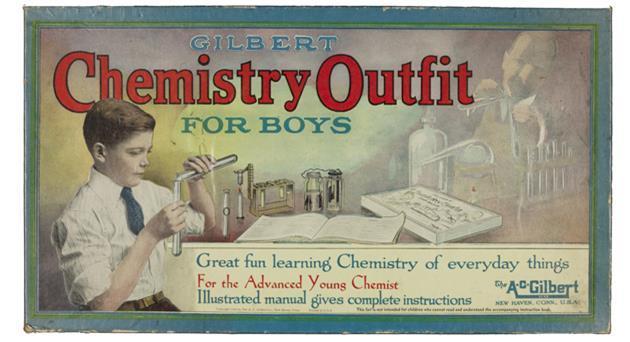 all set for chemistry