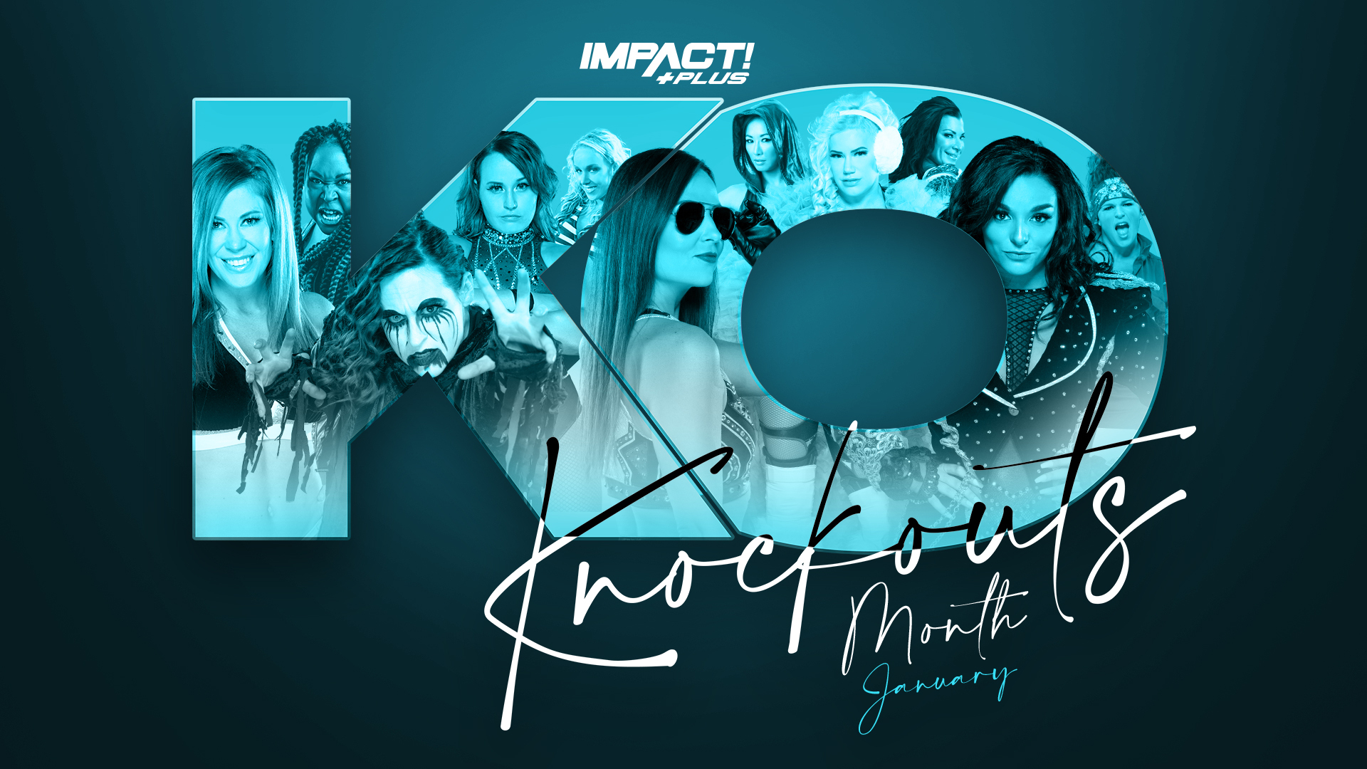 Don't Miss Knockouts Month All January on IMPACT Plus – IMPACT Wrestling