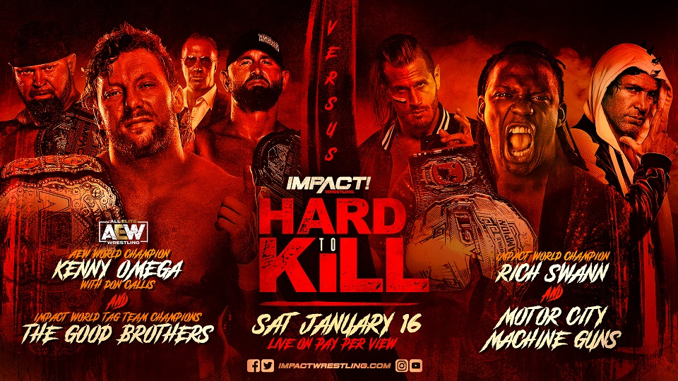 Worlds Collide on January 16 at Hard To Kill – IMPACT Wrestling