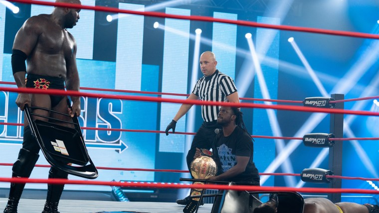 Genesis on IMPACT Plus Results – IMPACT Wrestling