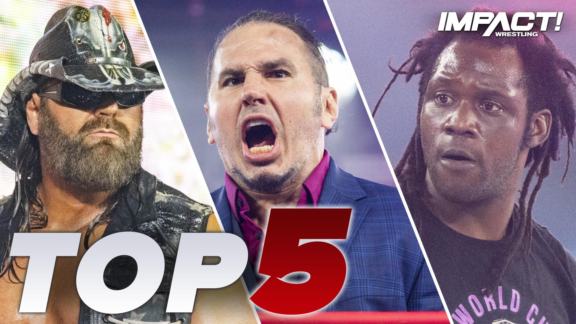 IMPACT! January 19, 2021 – IMPACT Wrestling