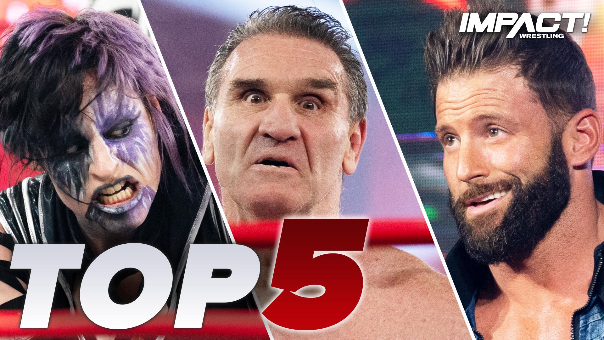 IMPACT! January 26, 2021 – IMPACT Wrestling