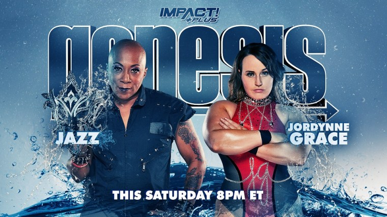Jordynne Grace Battles Pro Wrestling Legend Jazz at Genesis – IMPACT Wrestling