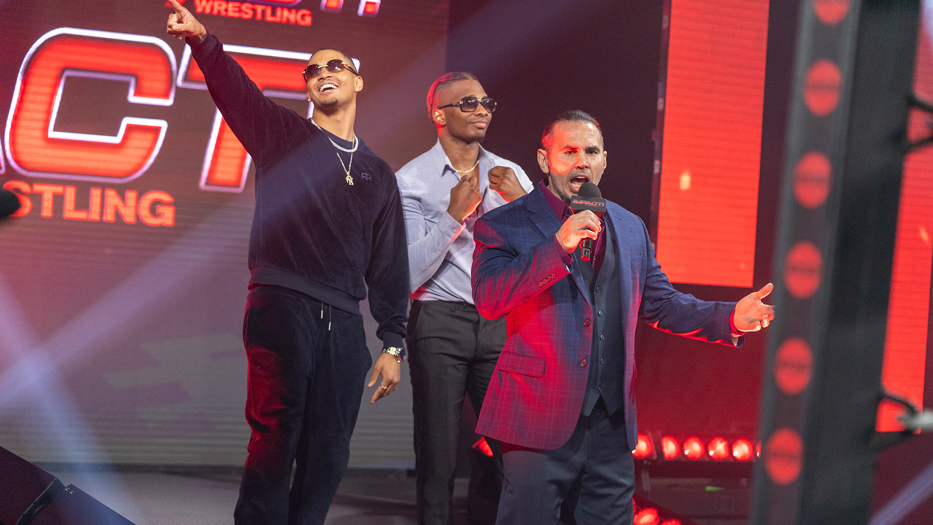 AEW's Private Party & Matt Hardy Arrive on IMPACT! – IMPACT Wrestling