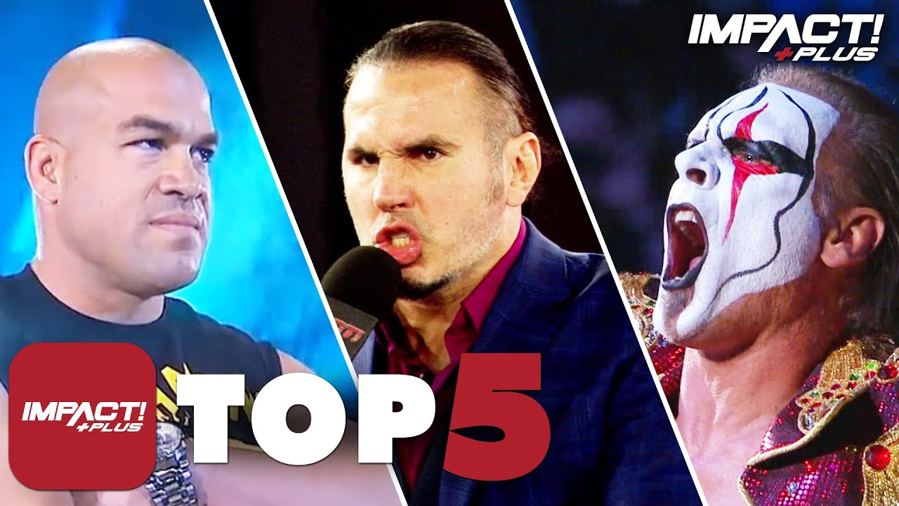 5 Most Shocking Surprise Appearances in IMPACT History – IMPACT Wrestling