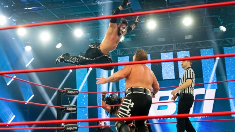 Decay Victorious Over XXXL on First Ever Before the IMPACT – IMPACT Wrestling