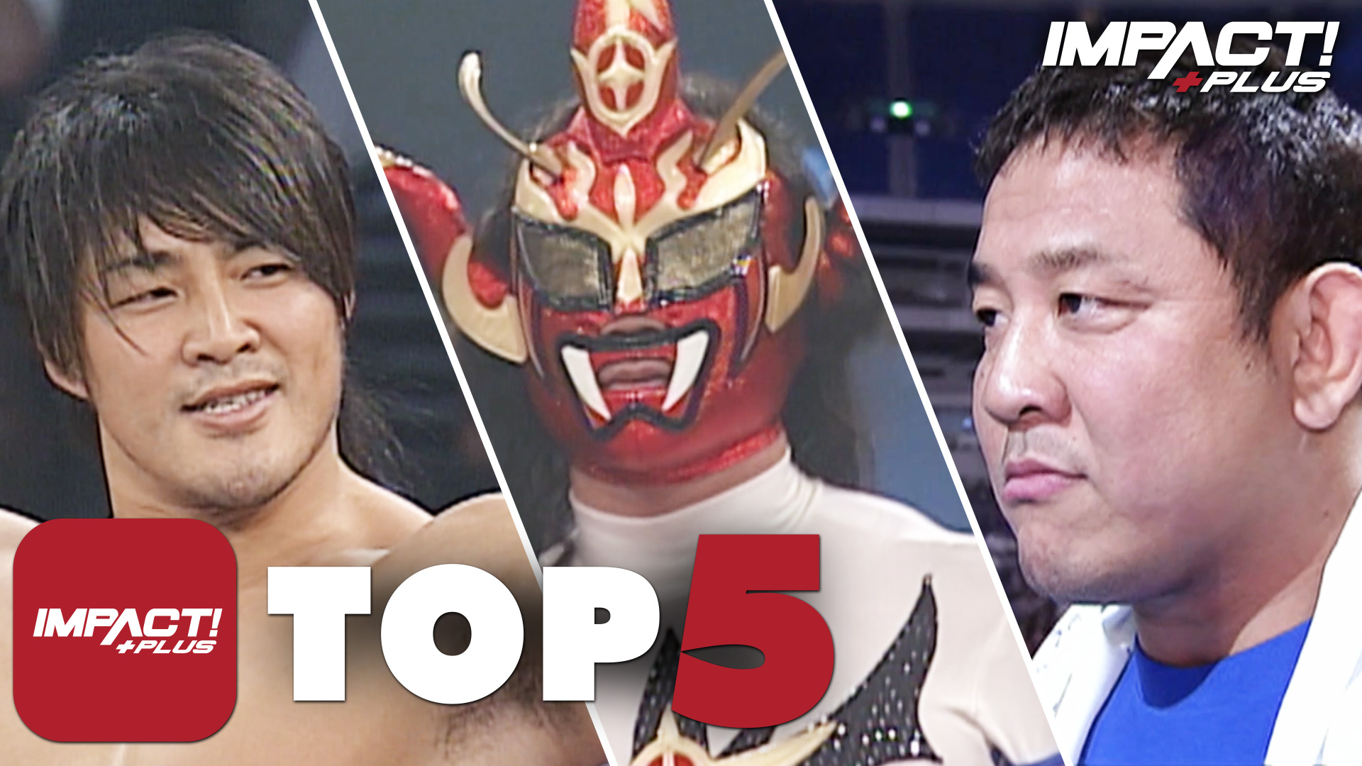 5 Greatest IMPACT vs NJPW Matches EVER – IMPACT Wrestling