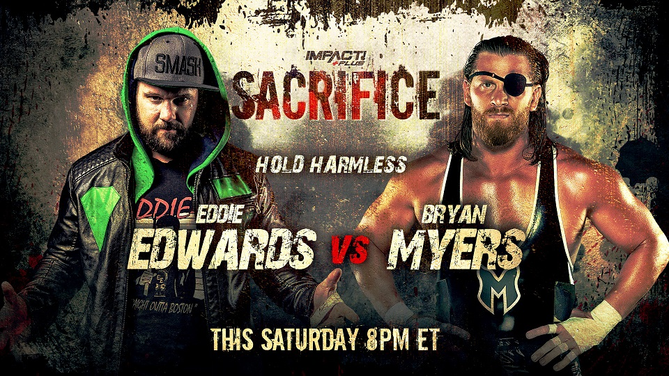Hold Harmless Match, Sabin & Storm vs VBD, Plus More Added to Sacrifice – IMPACT Wrestling