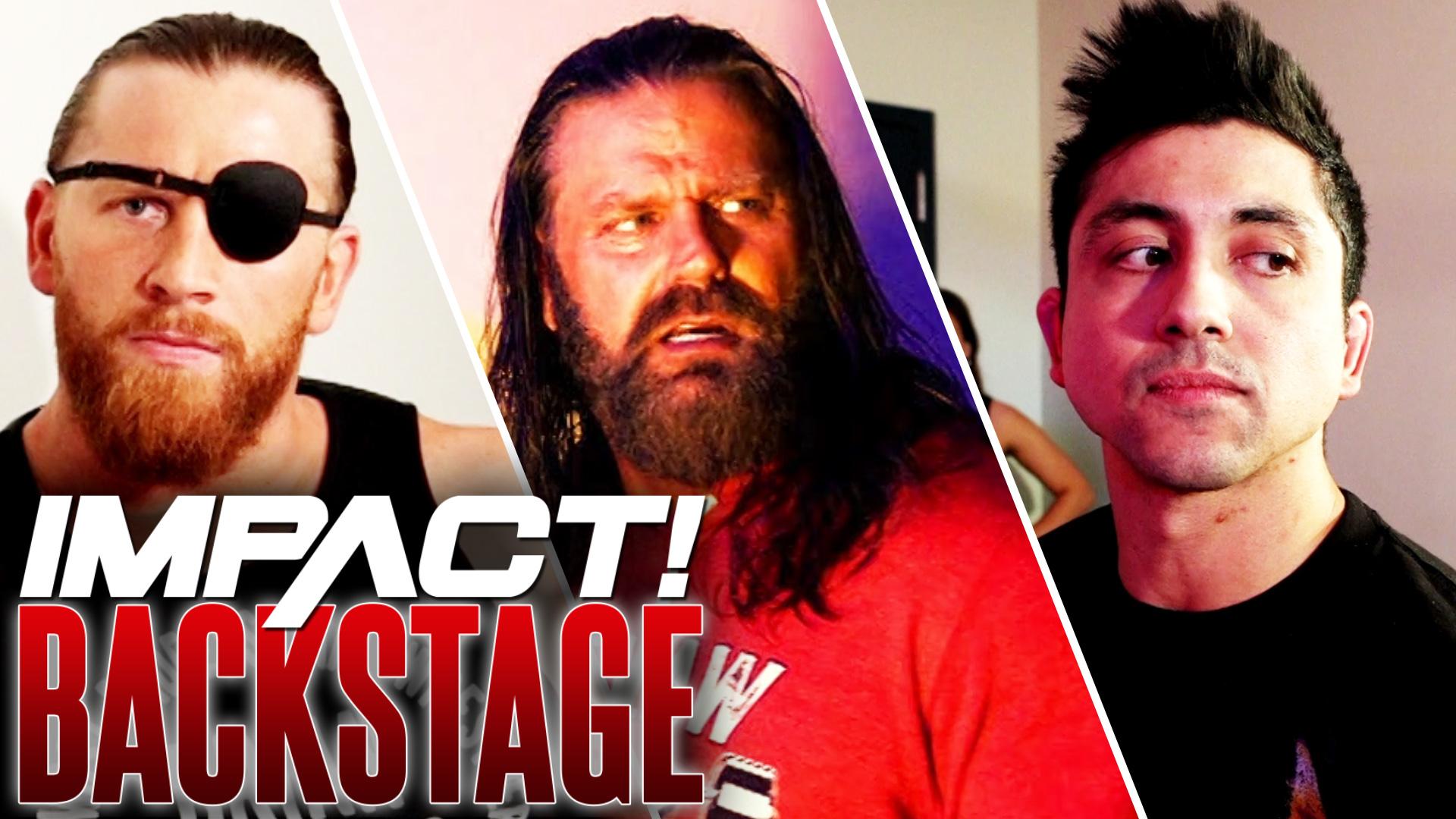 VBD Assault Storm & Sabin, Shera Snaps, TJP Put on Notice – IMPACT Wrestling