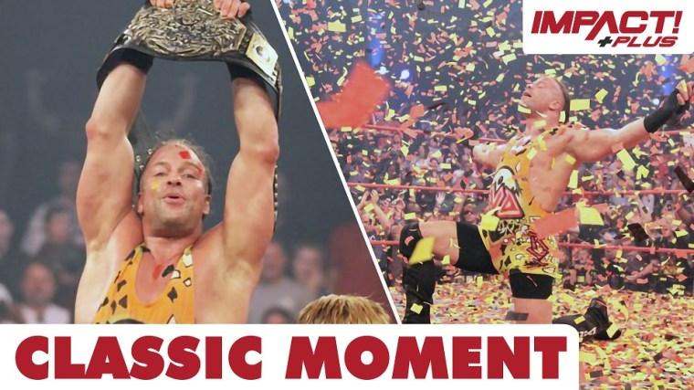 RVD Becomes TNA World Heavyweight Champion – IMPACT Wrestling