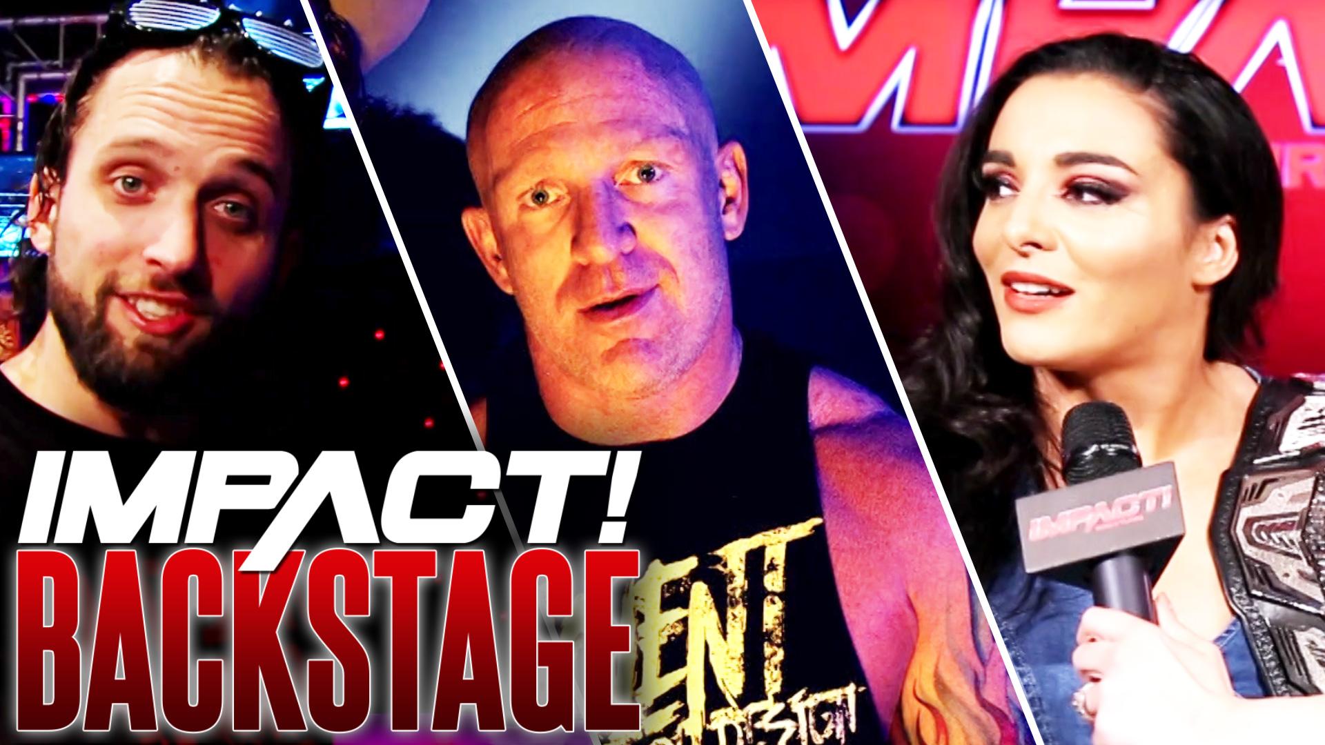 El Phantasmo Coming to IMPACT, Moose's Warning, Eric Young Believes – IMPACT Wrestling