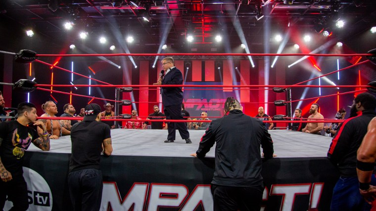 Roster Sets Their Sights on Under Siege #1 Contenders Match – IMPACT Wrestling