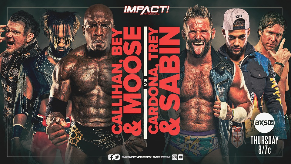 IMPACT! on AXS TV Preview – May 13, 2021 – IMPACT Wrestling