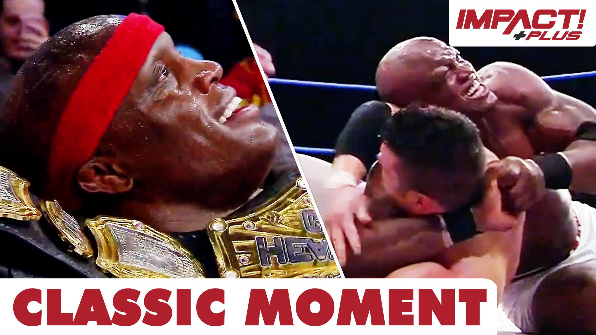 Lashley Wins Ironman Match to Capture World Title (Genesis 2017) – IMPACT Wrestling