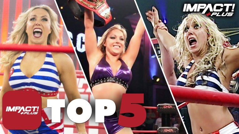 5 Greatest Taylor Wilde Moments Ever – IMPACT Wrestling