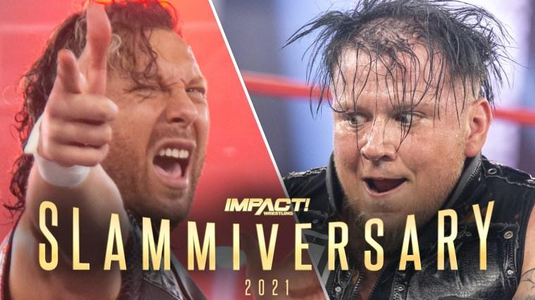 Kenny Omega & Sami Callihan Collide Tonight at Slammiversary! – IMPACT Wrestling
