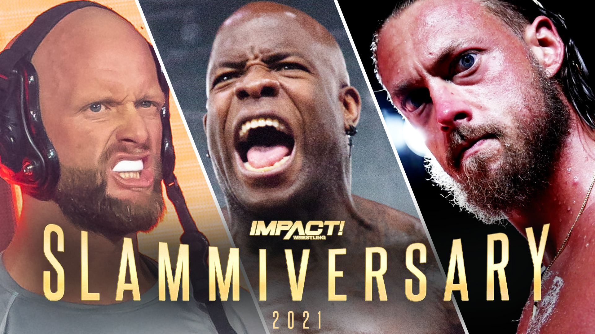 Ultimate X Returns, Moose & Sabin Collide, W. Morrissey Out To Dominate at Slammiversary – IMPACT Wrestling