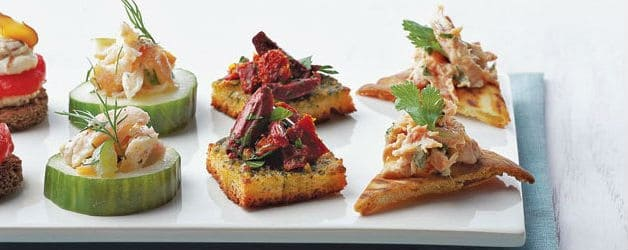 Wedding Reception Food Ideas: How To Choose Your Best Option