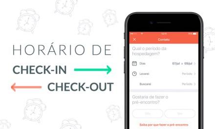 Novidade: estadias na DogHero ganham turno de check-in e check-out