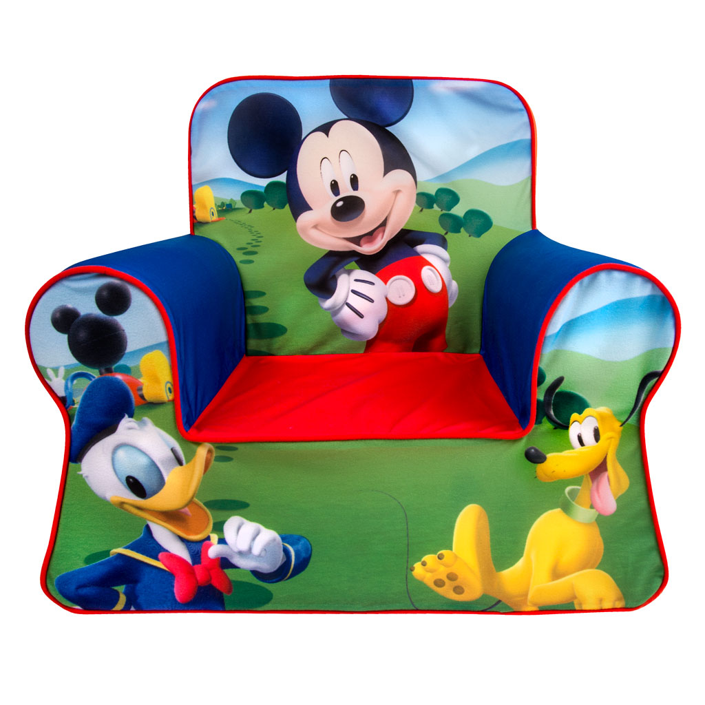 minnie mouse chair target formal dining room chairs spin master marshmallow furniture comfy
