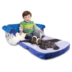 Toddler Flip Sofa Cover Where To Buy Seat For Van Spin Master Marshmallow Furniture Open Dragons