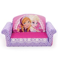 Frozen Flip Sofa Canada Sleeper Sofas Reviews 2016 Spin Master Marshmallow Furniture Open Disney