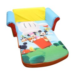 Flip Open Sofa Chair Bedroom Set Spin Master Marshmallow Furniture Mickey Mouse Club House