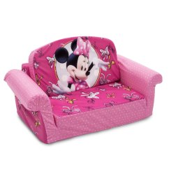 Mickey Mouse Recliner Chair Uk Windsor Style Rocking Flip Open Sofa Energywarden