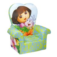 Spin Master - Marshmallow Furniture High Back Chair Dora