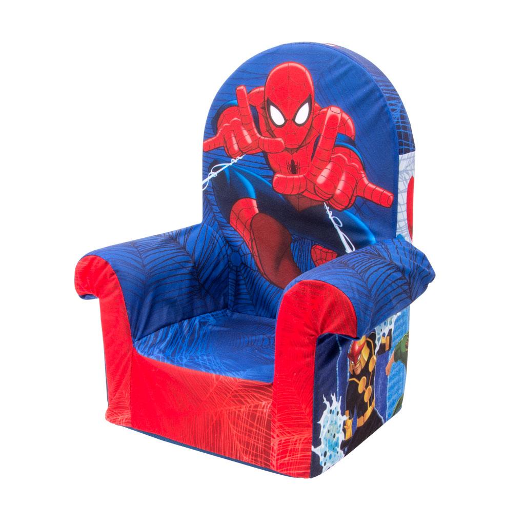 children s flip out sofa australia leather modular sofas melbourne spiderman chair | www.stkittsvilla.com