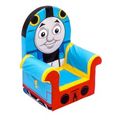 Thomas Train Chair Executive Office Chairs Leather Spin Master Marshmallow Furniture High Back The Tank