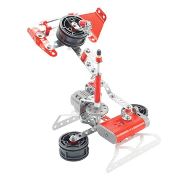 Spin Master - Meccano Multimodels 20 Model Motorized Set