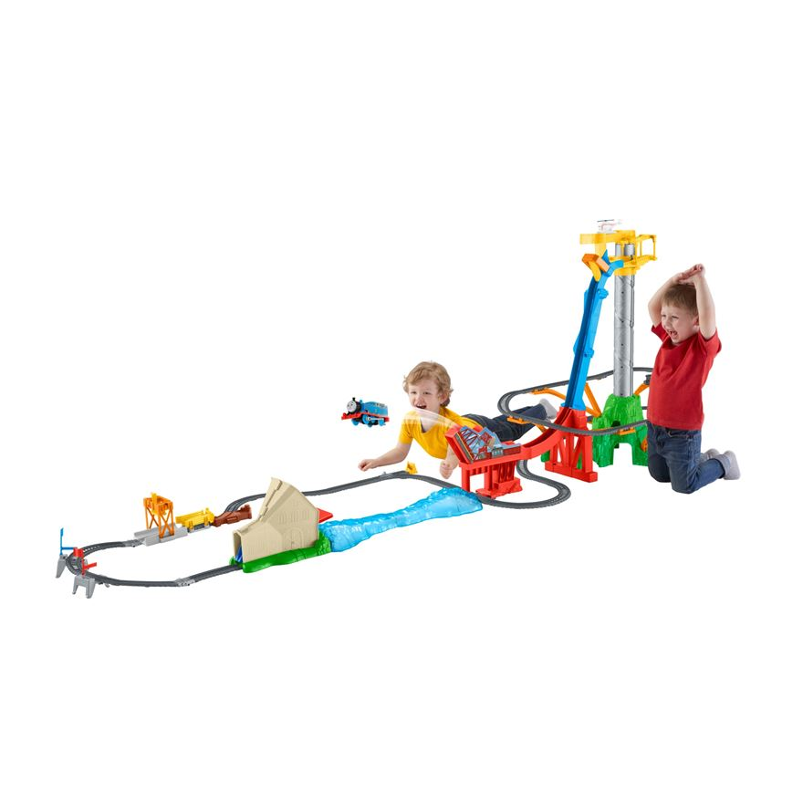 Thomas & Friends TrackMaster Sky-High Bridge Jump Set €89.99