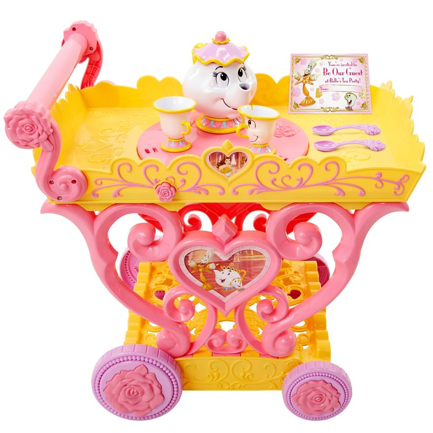 Disney Belle Musical Tea Party Cart €59.99