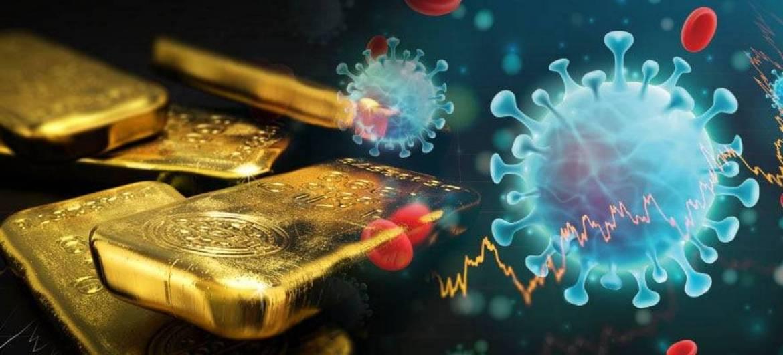 الذهب يصعد بفعل مخاوف كورونا.. وارتفاع الدولار يكبح المكاسب