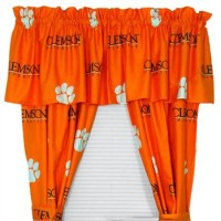 Clemson Tigers Curtains