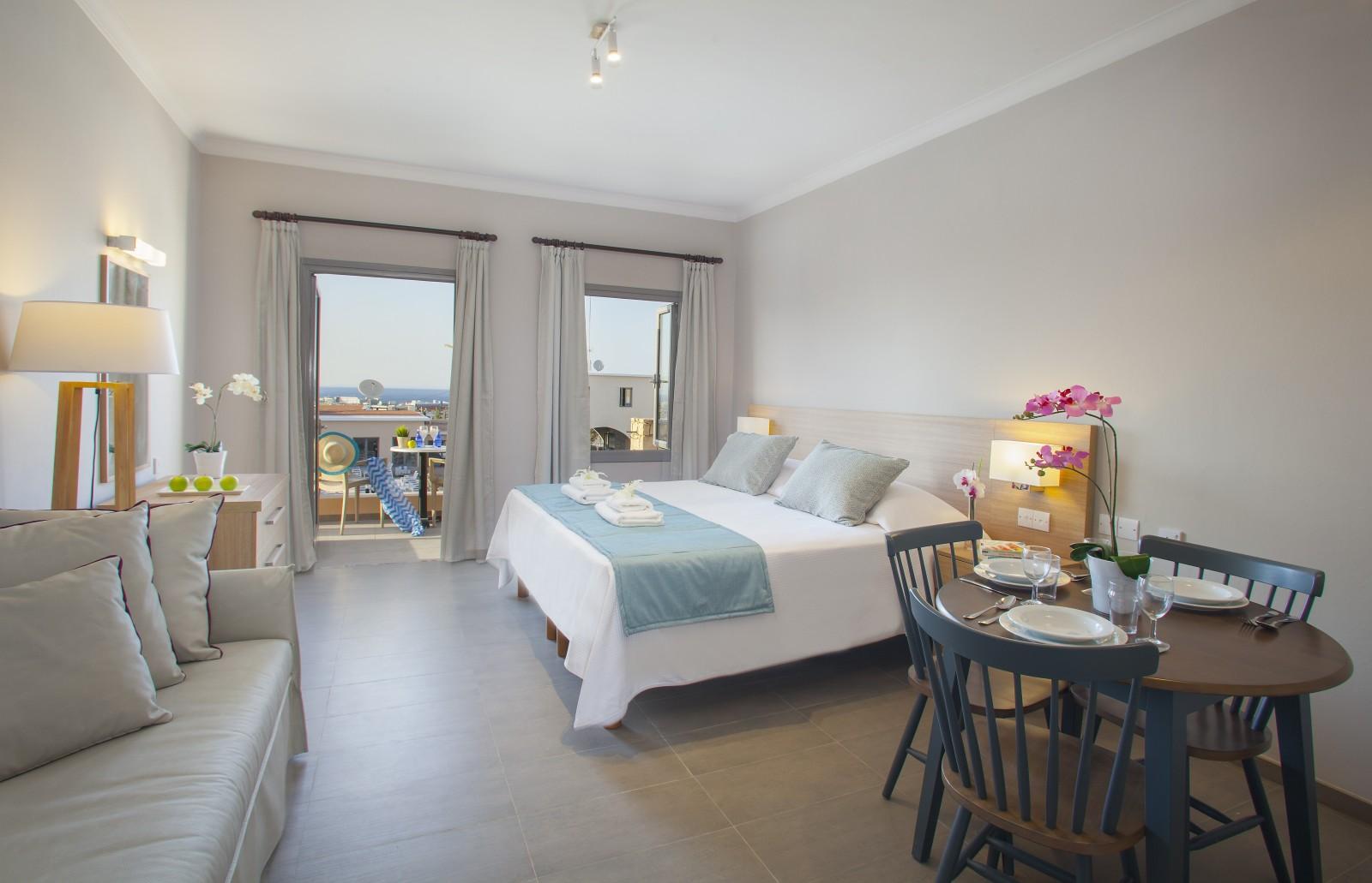 sofa protaras gus jane st. elias resort | studios and suites in cyprus