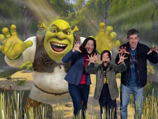 Shrek's Adventure!