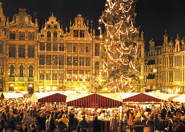 Brussels Christmas Markets Cruise Save Up To 60 On