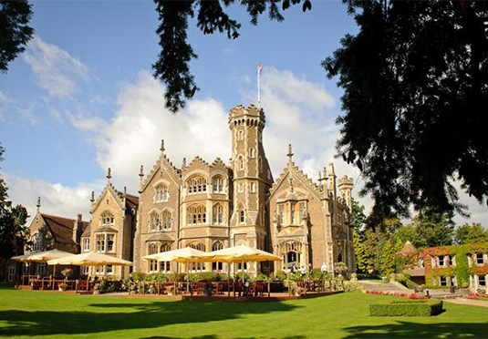 The Oakley Court Hotel  near Windsor  Save up to 60 on luxury travel  Secret Escapes