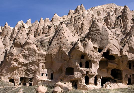 Extraordinary Cappadocia break with hot air balloon tour